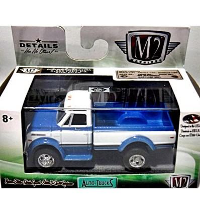 M2 Machines Auto-Trucks - 1970 Chevrolet C60 Pickup Truck