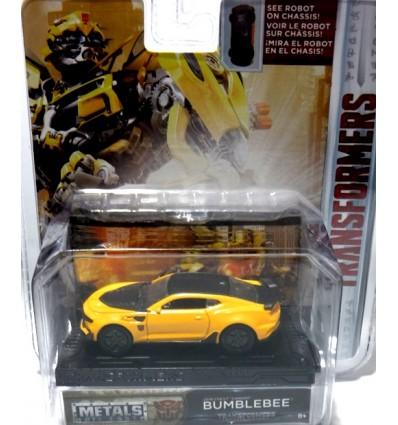 Jada Transformers - Barricade - Ford Mustang Police Patrol Car