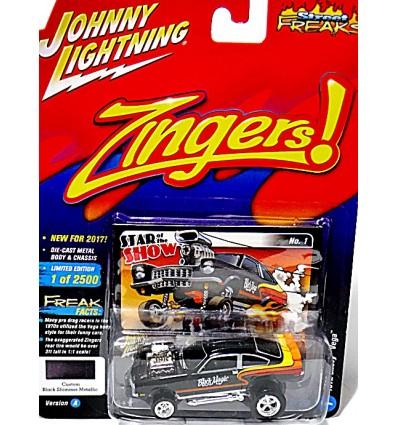 Johnny Lightning - Street Freaks-Zingers - 1972 Chevy Vega