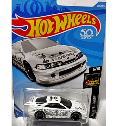 Hot Wheels - Acura Integra GSR Boost Brigade