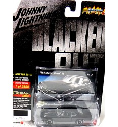 1961 /'61 PONTIAC CATALINA BLACKED OUT STREET FREAKS JOHNNY LIGHTNING 2017