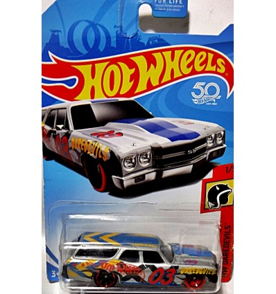 Hot Wheels 1970 Chevrolet Chevelle SS Station Wagon