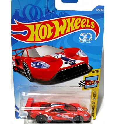 Hot Wheels - Ford GT Race
