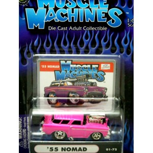 Muscle Machines 1955 Chevrolet Nomad Station Wagon