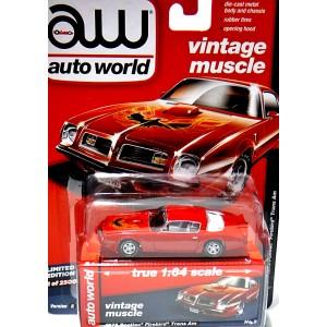 Auto World - 1975 Pontiac Firebird Trans Am