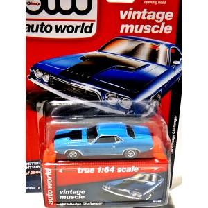 Auto World - 1972 Dodge Challenger