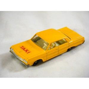 Matchbox Regular Wheels Chevrolet Impala Taxi