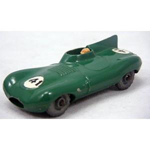 Matchbox Regular Wheels (41A-1) Jaguar D-Type Race Car
