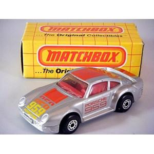 Matchbox Porsche 959