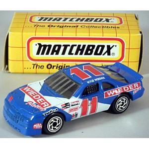 Matchbox - Kyle Wieder Contest Winner NASCAR Ford Thunderbird