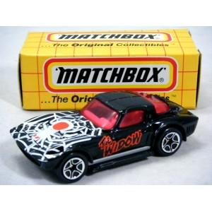 Matchbox Chevrolet Corvette Stingray Grand Sport Black Widow