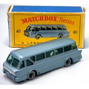 Matchbox - Regular Wheels - Leyland Royal Tiger Coach
