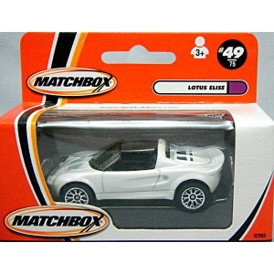 Matchbox Lotus Elise