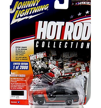 Johnny Lightning Muscle Cars USA - 2005 Ford Mustang GT