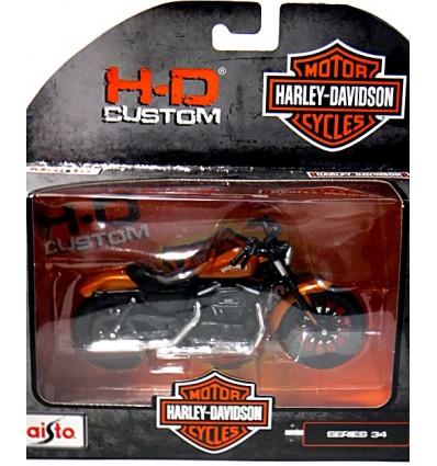 Maisto Harley Davidson Series 34 - 2015 Sportster Iron 883