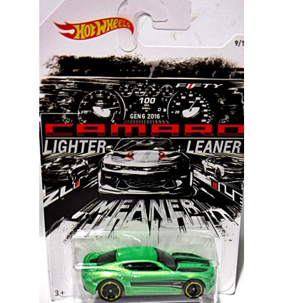 Hot Wheels - Camaro Fifty - 2016 Chevy Camaro SS Coupe