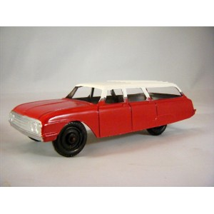Tootsietoy 1962 Ford Station Wagon