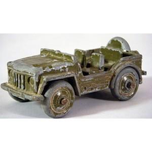 Benbros - Rare English Post-War Army Scout Car