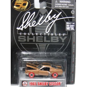 Carroll Shelby Collectibles - Rare Ford Shelby Mustang GT350R Chase Car