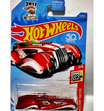 Hot Wheels - Santa Claus Holiday Screamliner