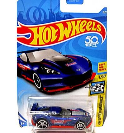 Hot Wheels - Summit Racing Chevrolet Corvette C7-R