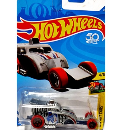 Hot Wheels - NHRA AA/FA Altered Ego Panel Van Dragster
