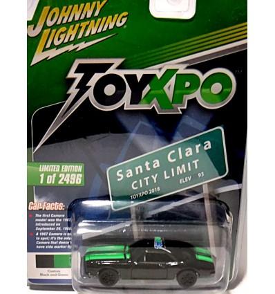 Johnny Lightning Promo - 1967 Chevy Camaro ToyXPo Promo Model