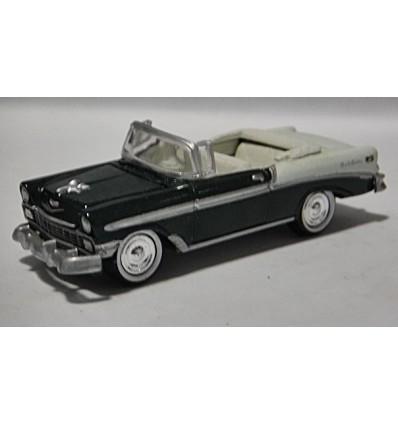 Johnny Lightning 1956 Chevrolet Bel Air Convertible