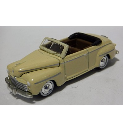 Classic Metal Works Mini Metals - HO Scale - 1940 Ford Convertible
