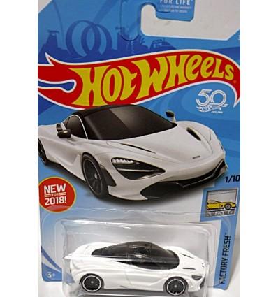 Hot Wheels - McLaren 720S Supercar