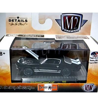 M2 Machines Detroit Muscle 1972 Chevrolet Camaro Z/28