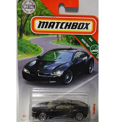 Matchbox - BMW i8 EV