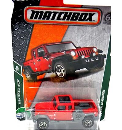 Matchbox - Jeep Gladiator