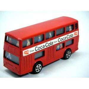 Corgi Juniors - Daimler Fleetline Doubledecker Bus
