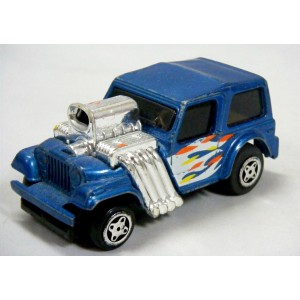Ideal Toy Corp - Jeep CJ Hot Rod