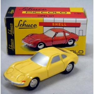 Schuco - Opel GT (HO Scale)