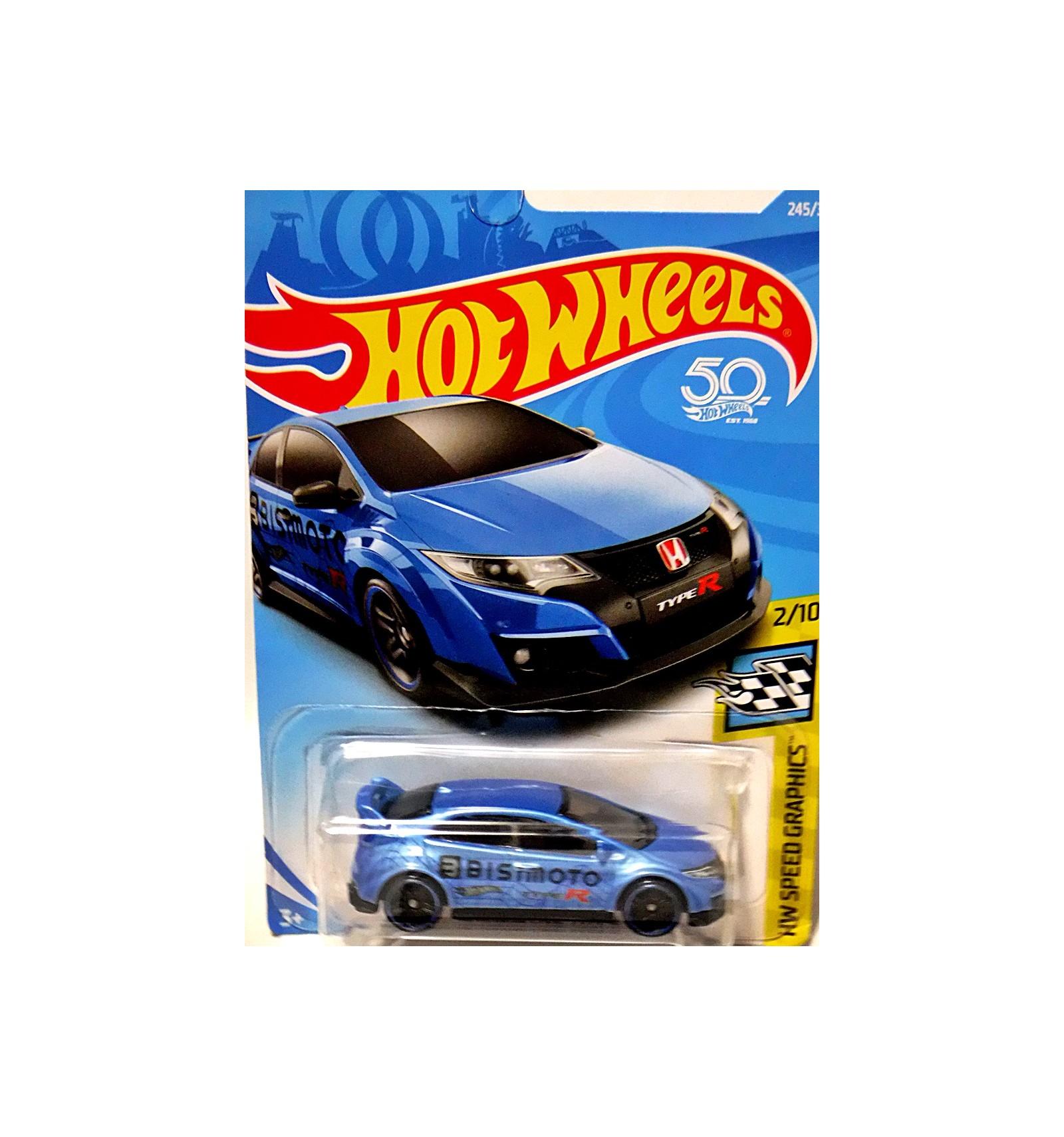 Honda El Monte >> Hot Wheels - Honda Civic Type R - Global Diecast Direct
