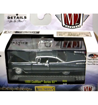 M2 Machines Auto-Thentics - 1959 Cadillac Series 62