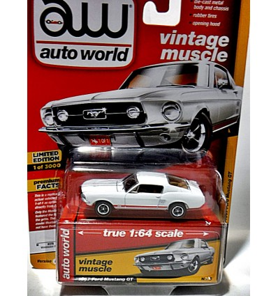 Auto World - 1967 Ford Mustang GT