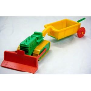 Ideal - Bulldozer and Spreader