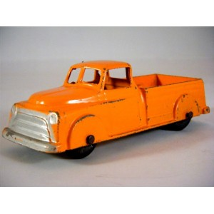 TootsieToy: 1950 Dodge Pickup with open rear windows