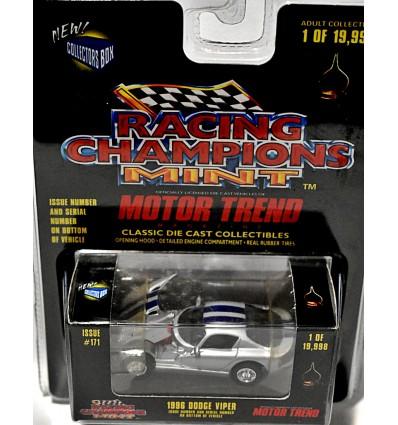 Racing Champions Mint Series - 1996 Dodge Viper GTS
