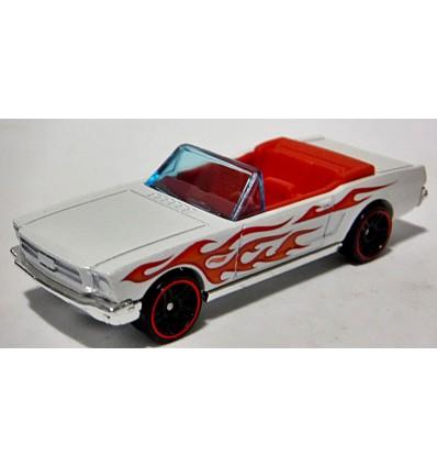Hot Wheels - 1965 Mustang Convertible