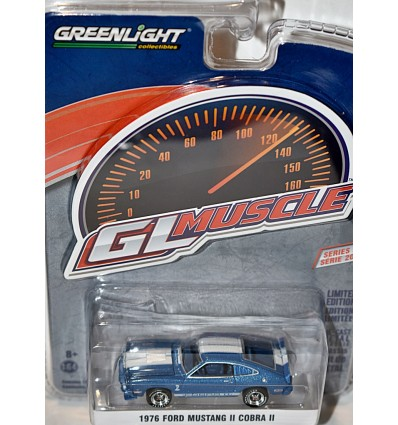 Greenlight GL Muscle 1978 Ford Mustang II Cobra II