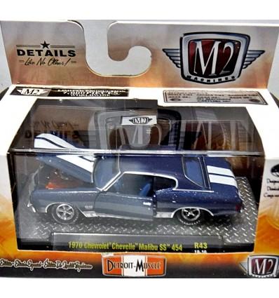 M2 Machines Detroit Muscle - 1970 Chevrolet Chevelle SS 454