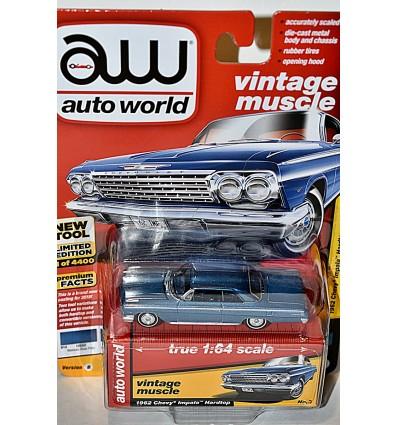 Auto World - 1962 Chevrolet Impala