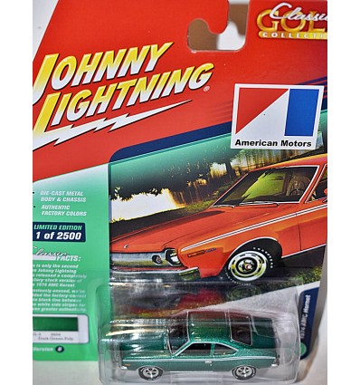 Johnny Lightning Classic Gold - 1974 AMC Hornet