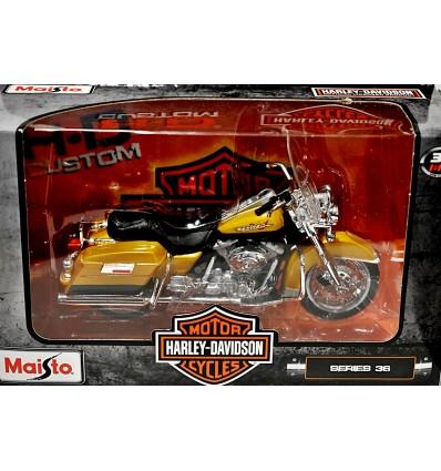 Maisto Harley Davidson -1999 FLHR Road King