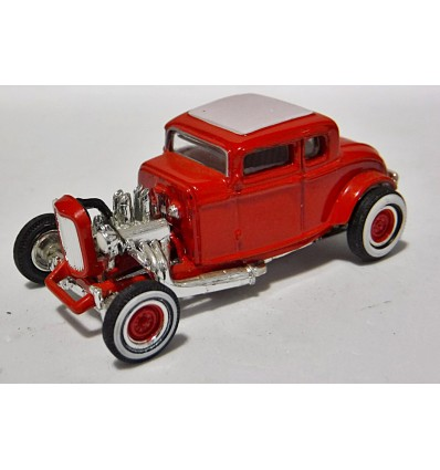 Mattel - Ford 5 Window Hot Rod Coupe