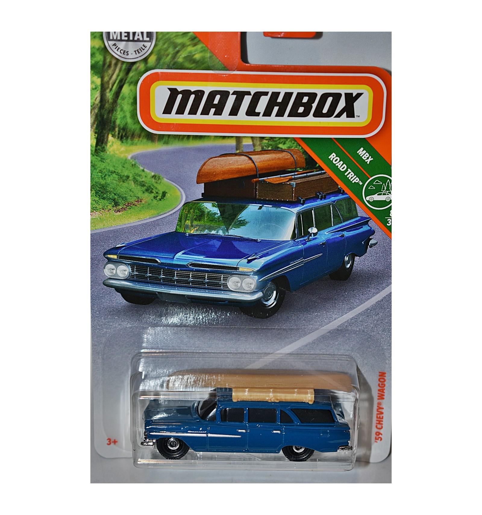Matchbox 1959 Chevrolet Brookwood Station Wagon